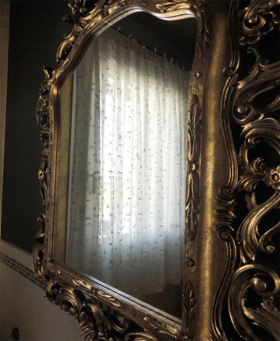 Specchio antico vetreria cittadellese vetreria for Specchio antico rovinato